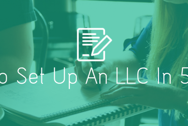 Setting Up LLC 600x403 - How To Set Up An LLC In 5 Steps - start-up