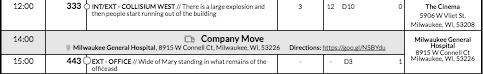 Company-Move-CallSheet