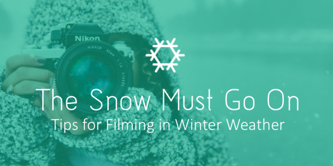 Tips for Filming in Cold Climates