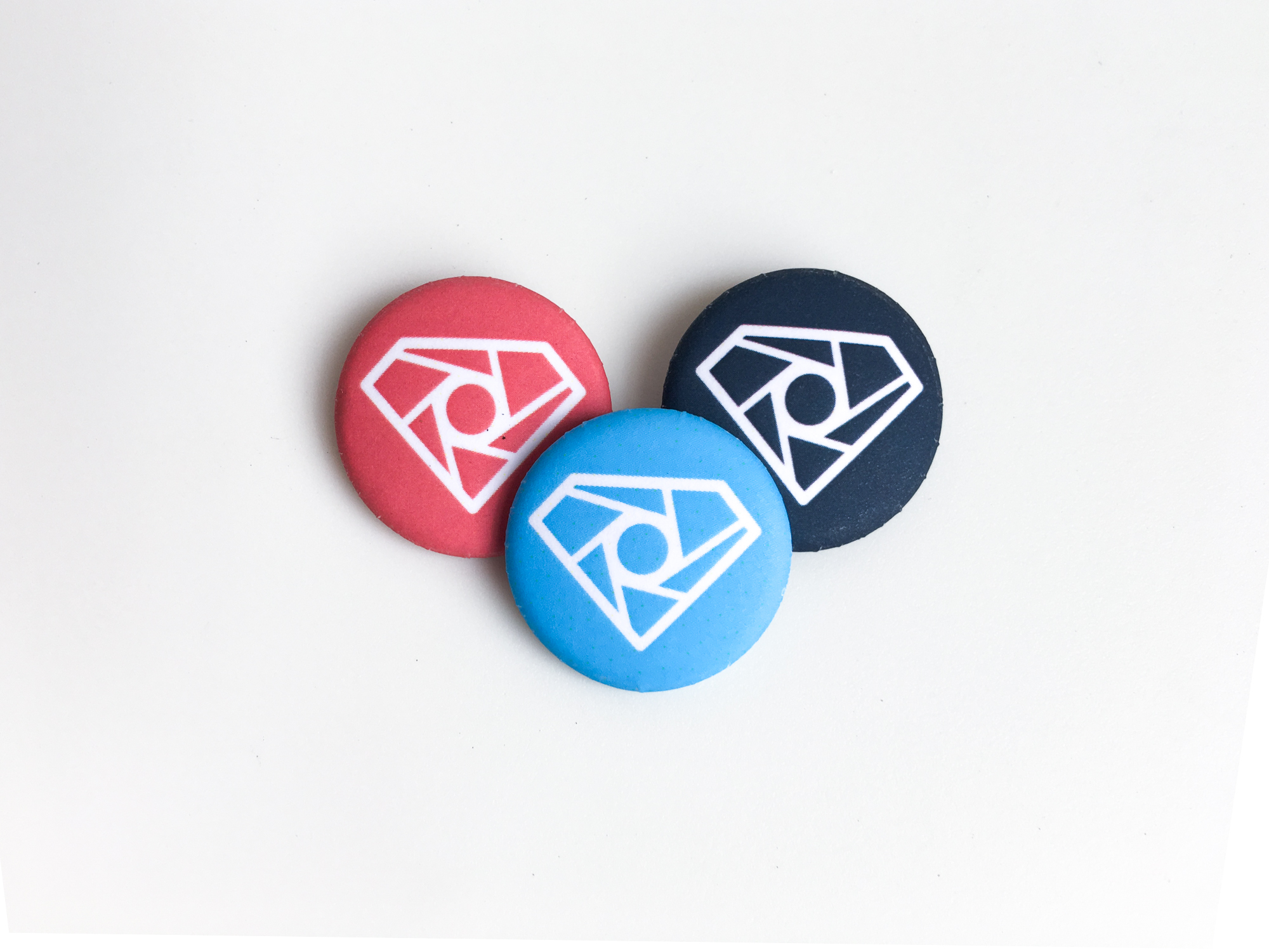 Pin Button 3-Pack