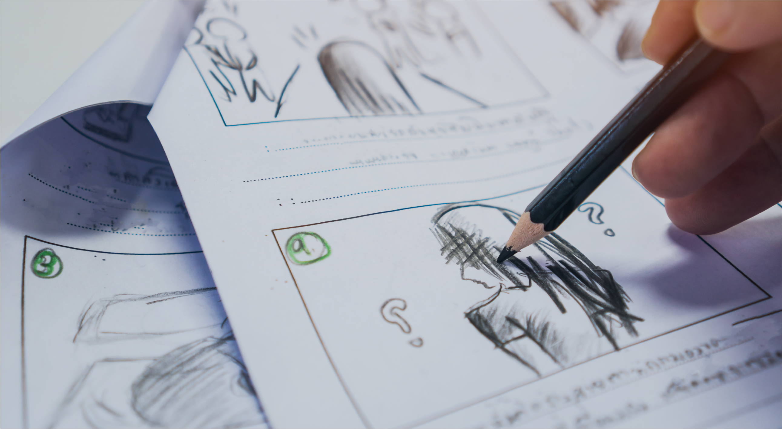 How to Storyboard a Film For Beginners (With Free Template!)