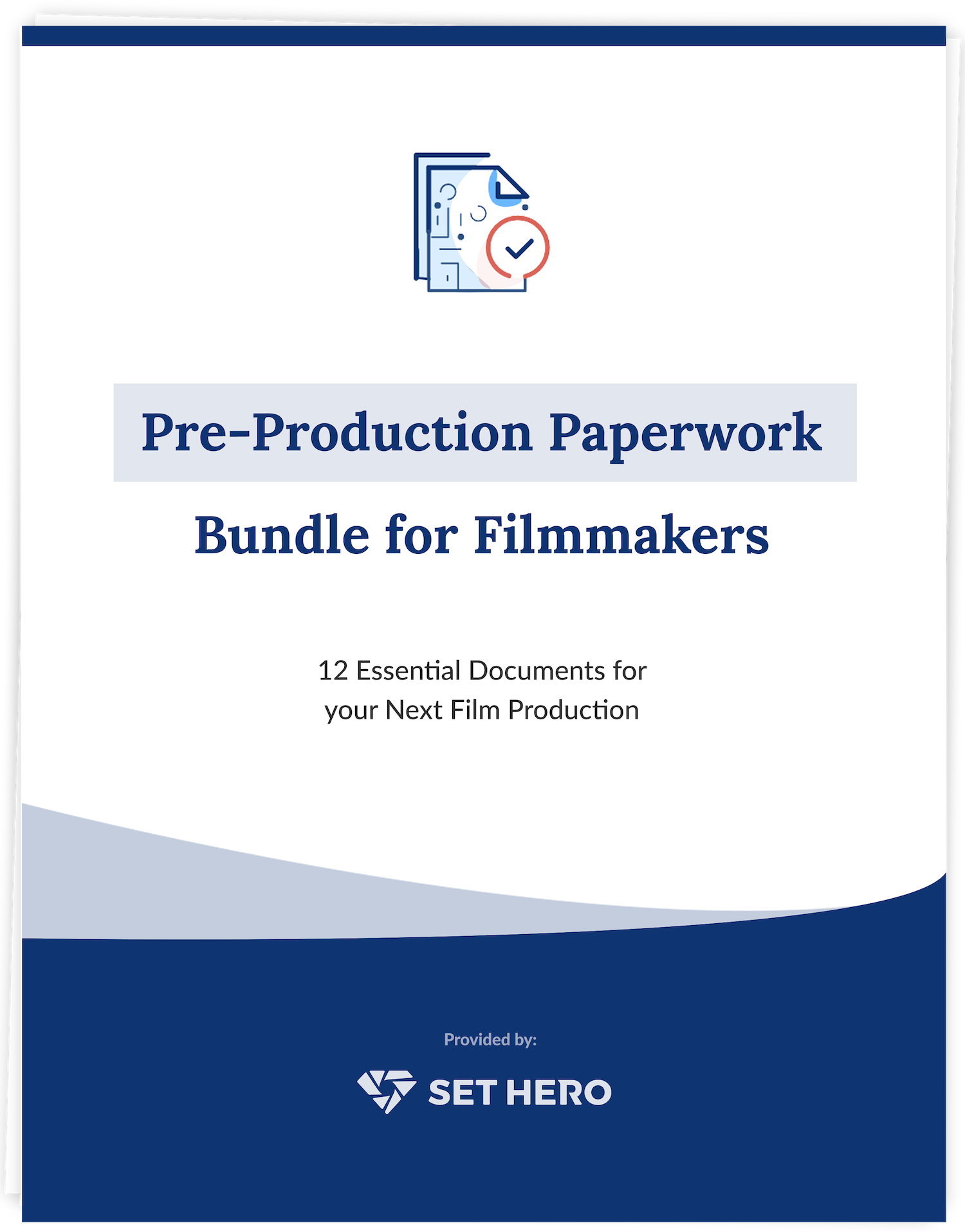 Filmmaker Pre-Production Template Bundle Download